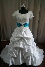 lace dropped waist pickup wedding dress