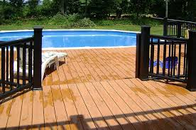 above ground swimming pool ideas images of above ground pool