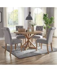 48 by 48 table big deal on benchwright rustic x base 48 inch round dining table set