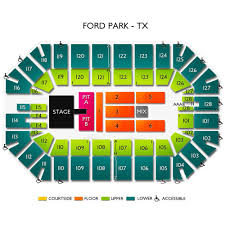 ford park beaumont johnson beaumont tickets 11 17 2017 6 45 pm seats