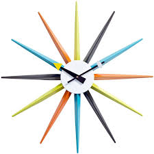 trendy wall clock designer 50 large modern wall clock uk designer