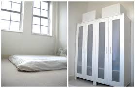Minimalist Bedroom by My Tiny Apartment Tour Minimalist Bedroom Miss Minimalist