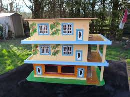 59 Best Barbie Homes Ideas by Best 25 Large Wooden Dolls House Ideas On Pinterest Doll House