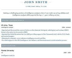 includes resume templates in various formats and for different