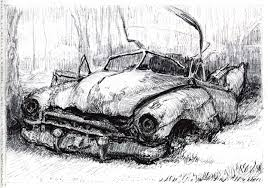 vintage cars drawings drawing pen 28 images drawing of a pen drawing on lined graph