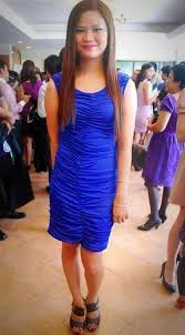 black dress royal blue shoes fashion dresses