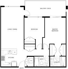 floorplans the dawson