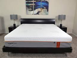tempur pedic bed cover tempurpedic contour rhapsody luxe mattress review sleepopolis