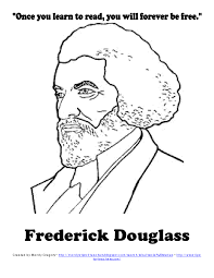 Coloring Pages Of Frederick Douglass Eleanor Roosevelt Coloring Pages