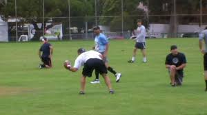 Bay Area Flag Football League Sfpd Sffd Gear Up To Play Flag Football At Candlestick Park