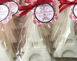 eiffel tower favors 25 eiffel tower soap favors bridal shower favors