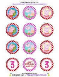 mini kit peppa pig hada imprimir gratis cumple