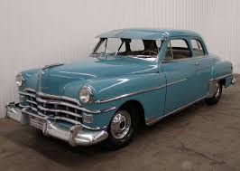 chrysler car 1950 chrysler windsor for sale hemmings motor news old cars