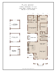 Floor Plans 2000 Sq Ft by Floor Plans Mountain Valley Homes