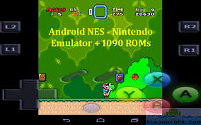 free downloads for android nes nintendo emulator with 1090 roms free