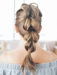 easy to keep hair styles 16 easy hairstyles for hot summer days the everygirl