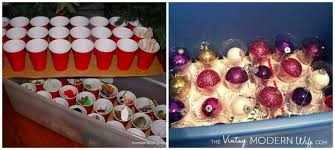 organizing and storing decorations and a 300