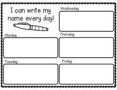 best 25 kindergarten handwriting ideas on pinterest handwriting