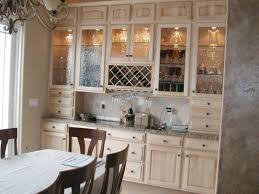 How Much To Refinish Kitchen Cabinets by Solid Wood White Kitchen Cabinets Guoluhz Com Tehranway Decoration