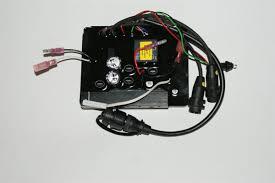 24 u0026 36 volt transom mount trolling motor control board assembly