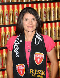 Mia Hamm Photos Photos Bud Light And Budweiser Vegas World Cup