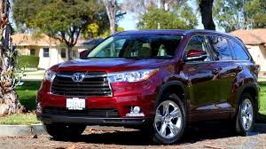 toyota highlander reviews 2016 toyota highlander review and road test