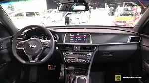 Optima Kia Interior 2017 Kia Optima Gt Price And Review Cars Review 2017 2018