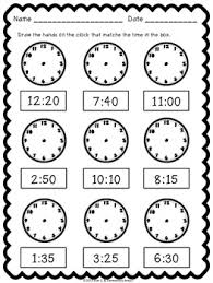 second grade time worksheets telling time pack worksheets task cards telling time