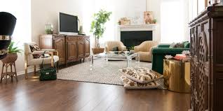 Laminate Flooring Over Concrete Basement Secret Project Reveal Diy Laminate Flooring With Select Surfaces
