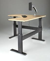 Standing Corner Desk Standing Corner Desk Cube Corner Standing Desk Zle