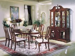 Cherry Dining Room Dining Room Awesome Cherry Dining Room Set Classic Style