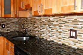 Stick On Kitchen Backsplash Peel And Stick Mosaic Tile Backsplash Marissa Kay Home Ideas