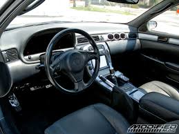 custom supra interior 1992 lexus sc300 modified magazine