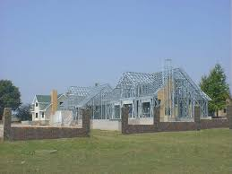steel built home plans