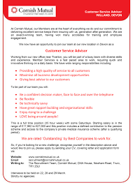 Closing A Business Letter To Customers by Cornish Mutual Linkedin