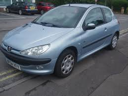 used peugeot 206 hatchback 1 4 hdi fever 3dr in taunton somerset