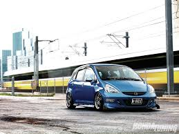 What Year Did The Honda Fit Come Out 2007 Honda Fit Sport Honda Tuning Magazine