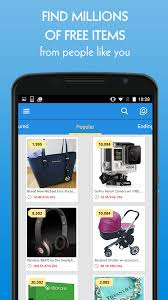 listia buy sell free stuff android apps on play