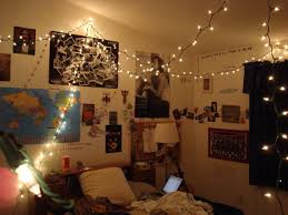 Whimsical Christmas Decorations Ideas Bedroom A Charming Fairy Lights In A Bedroom For Fabulous Room