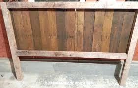 reclaimed wood headboard california king size wooden headboards