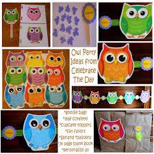 Owl Room Decor Interior Design Fresh Owl Themed Birthday Party Decorations