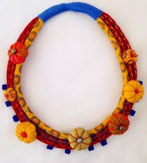 beadwork june july 2015 regal necklace by trendsetter penny