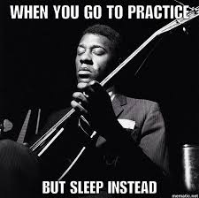 Musician Memes - jazz memes on twitter tag a friend who falls asleep in the