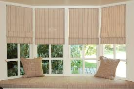Best Blinds For Bay Windows Window Blinds Bay Window Blinds Ideas Enchanting Chic Design