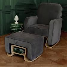 recliner gliders and ottomans glider rocker recliner with ottoman