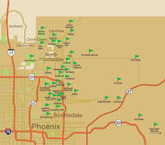 Anthem Arizona Map by Scottsdale Homes For Sale Scottsdale Golf Homes