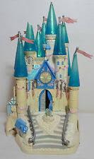 trendmasters 1996 vintage polly pocket cinderella castle loose