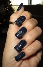 black acrylic nails with design nail design art pinterest