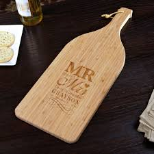 personalized cutting boards wedding modish personalized cutting board family housewarming home