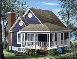 Waterfront Cottage Plans Cute Small Cottage House Plans